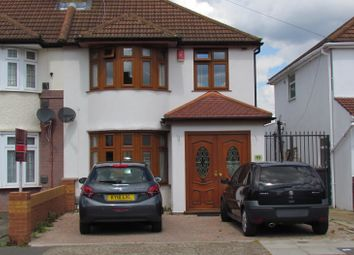 Thumbnail 3 bed semi-detached house for sale in Byron Ave, Hounslow