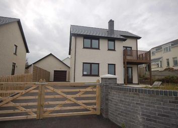 Thumbnail 4 bed detached house for sale in Cliff Road, Borth