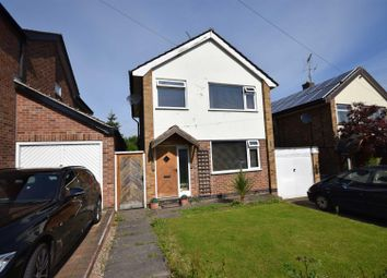 Thumbnail 3 bed detached house for sale in Ridgeway, Southwell