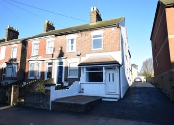 Thumbnail 2 bed end terrace house for sale in Westgate Court, West Street, Dunstable