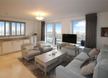Thumbnail 1 bed flat for sale in Azure Court, Sovereign Way, Tonbridge, Kent