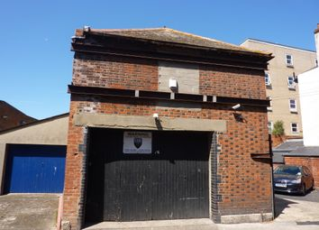 Thumbnail Parking/garage for sale in St. Nicholas Street, Weymouth