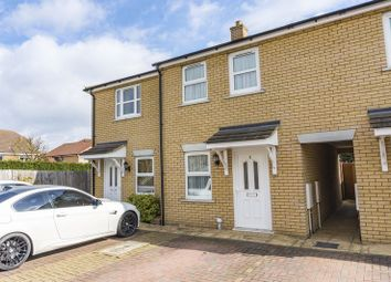 Thumbnail 2 bed terraced house to rent in Goose Green, Flitwick, Bedford