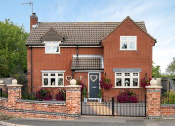 Thumbnail 4 bed detached house for sale in Main Street, Nailstone, Nuneaton