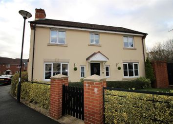 Thumbnail 4 bed detached house for sale in Melstock Road, Taw Hill, Swindon