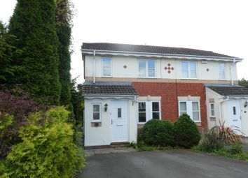 Thumbnail 3 bedroom semi-detached house to rent in Derwen Deg, Bryncoch, Neath