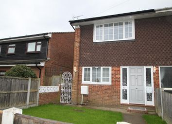 Thumbnail 3 bed semi-detached house to rent in East Street, Southend-On-Sea