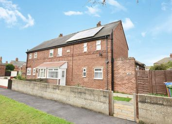 Thumbnail 3 bed semi-detached house for sale in Seathorne, Withernsea, Yorkshire, East Riding