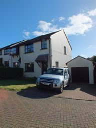 Thumbnail 3 bed semi-detached house to rent in 19 Stonecrop Grove, Abbeyfields, Douglas