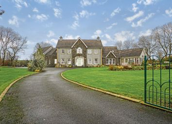 Thumbnail 8 bed detached house for sale in Mostragee Road, Ballymoney
