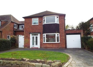 Thumbnail 3 bed detached house for sale in Grangeway, Handforth, Wilmslow, Cheshire