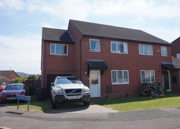 Thumbnail 4 bed semi-detached house to rent in Hamer Street, Gloucester