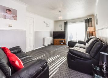Thumbnail 3 bed semi-detached house for sale in Cramond Way, Broomlands, Irvine