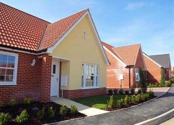 Thumbnail 2 bedroom bungalow for sale in Plot 1, The Felbrigg, Springfield Grange, Acle