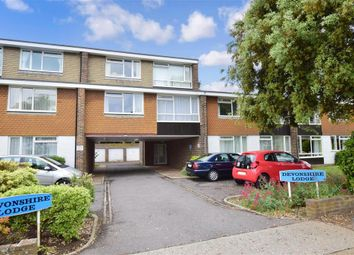 Thumbnail 2 bed flat for sale in Brooklyn Avenue, Worthing, West Sussex