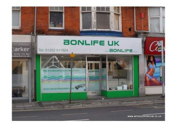 Thumbnail Retail premises to let in Ashley Road 319, Parkstone