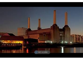 Thumbnail 1 bed flat to rent in Faraday House Battersea Power Station, London