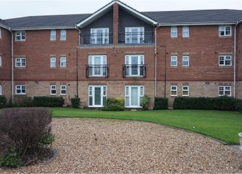 Thumbnail 2 bed flat for sale in Hampton Court Way, Widnes