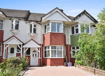 Thumbnail 3 bed terraced house to rent in Central Road, Morden