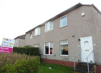 Thumbnail 2 bed flat for sale in Castlemilk Road, Croftfoot, Glasgow