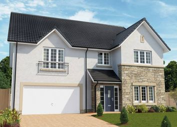 "Thumbnail 5 bed detached house for sale in ""The Lewis"" at Roman Road, Balfron, Glasgow"