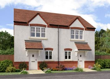 "Thumbnail 2 bedroom town house for sale in ""Rydal"" at Radbourne Lane, Derby"