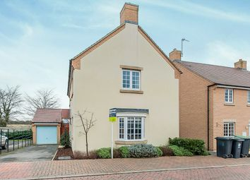 Thumbnail 3 bed detached house for sale in Pine Lane, Kings Cliffe, Peterborough