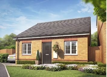 Thumbnail 2 bed detached bungalow for sale in Haynes Close, Sawtry, Huntingdon