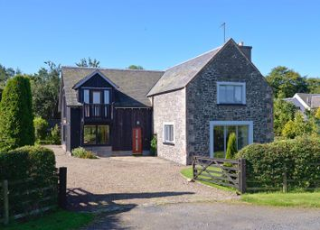 Thumbnail 5 bed barn conversion for sale in Lauder