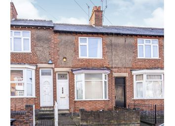 Thumbnail 3 bedroom terraced house for sale in Hopefield Road, Off Narborough Road, Leicester