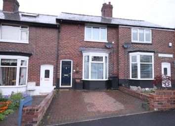 Thumbnail 2 bed terraced house to rent in Todwick Road, Sheffield