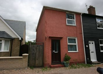 Thumbnail 2 bed terraced house for sale in Churchacre, Hall Road, Tollesbury, Maldon