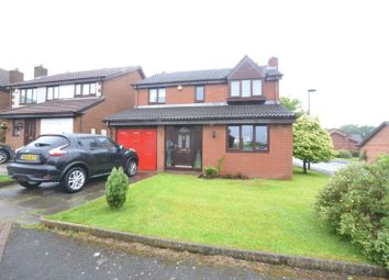 Thumbnail 4 bed detached house to rent in Clanfield Court, South Gosforth, Newcastle Upon Tyne