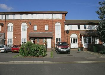 Thumbnail 4 bed terraced house to rent in Oxley Close, Bermondsey, London