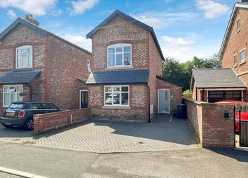Thumbnail 2 bed detached house for sale in Chapel Lane, Wilmslow