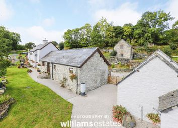 Thumbnail 4 bed cottage for sale in Cynwyd, Corwen