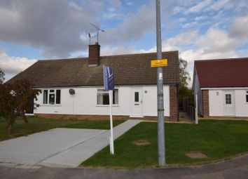 Thumbnail 2 bed semi-detached bungalow for sale in St. Nicholas Road, Witham