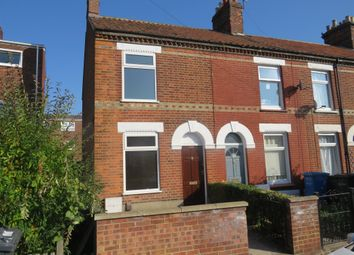 Thumbnail End terrace house for sale in West End Street, Norwich