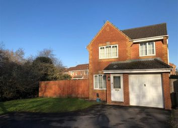 Thumbnail 3 bed detached house for sale in Juno Way, Rushy Platt, Swindon
