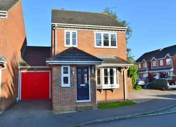 Thumbnail 3 bed link-detached house for sale in Lark Vale, Aylesbury