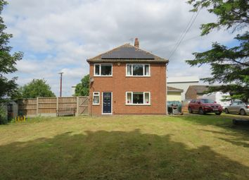 Thumbnail 3 bed detached house for sale in Gosberton Bank, Gosberton, Spalding