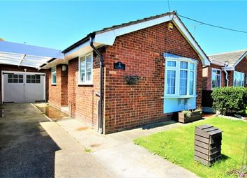 Thumbnail 1 bed detached bungalow for sale in Chapman Road, Canvey Island, Essex
