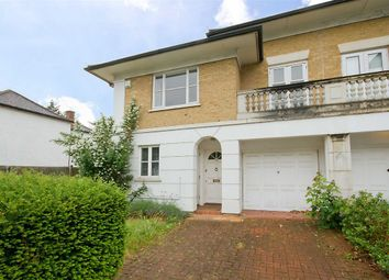 Thumbnail 3 bed property to rent in Fitzroy Crescent, London