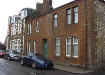 Thumbnail 2 bed flat to rent in Wilson Street, Girvan