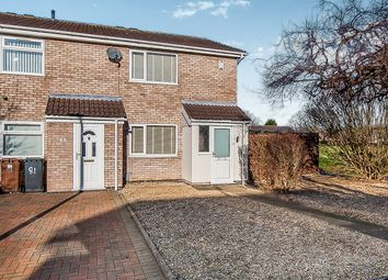 Thumbnail 2 bedroom semi-detached house for sale in Walgrave, Orton Malborne, Peterborough