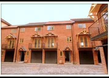 Thumbnail 4 bed town house for sale in Hill Street, Walsall