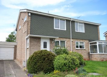 Thumbnail 3 bedroom semi-detached house for sale in Chepstow Avenue, Bridgwater