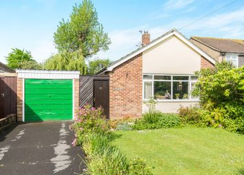 Thumbnail 4 bed detached bungalow for sale in Mapleton Road, Hedge End, Southampton