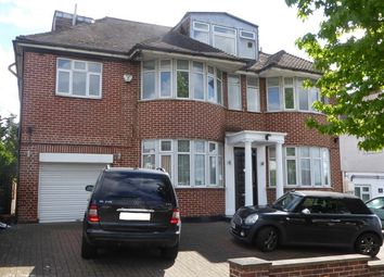 Thumbnail 5 bed semi-detached house to rent in Latymer Gardens, Wickliffe Avenue, London