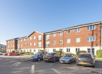 Thumbnail 2 bed flat for sale in Petworth Court, Brookers Road, Billingshurst